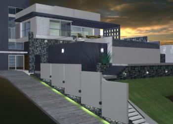 Proyecto vivienda nueva exterior