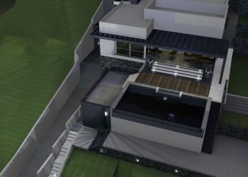 Proyecto vivienda nueva panorámica